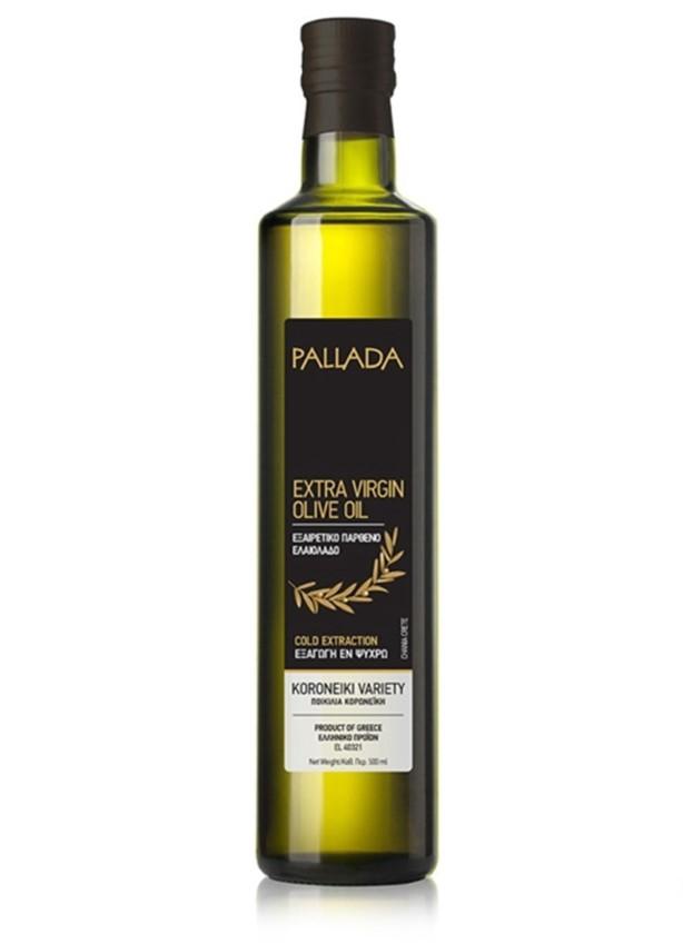 Pallada extra virgen olive oil